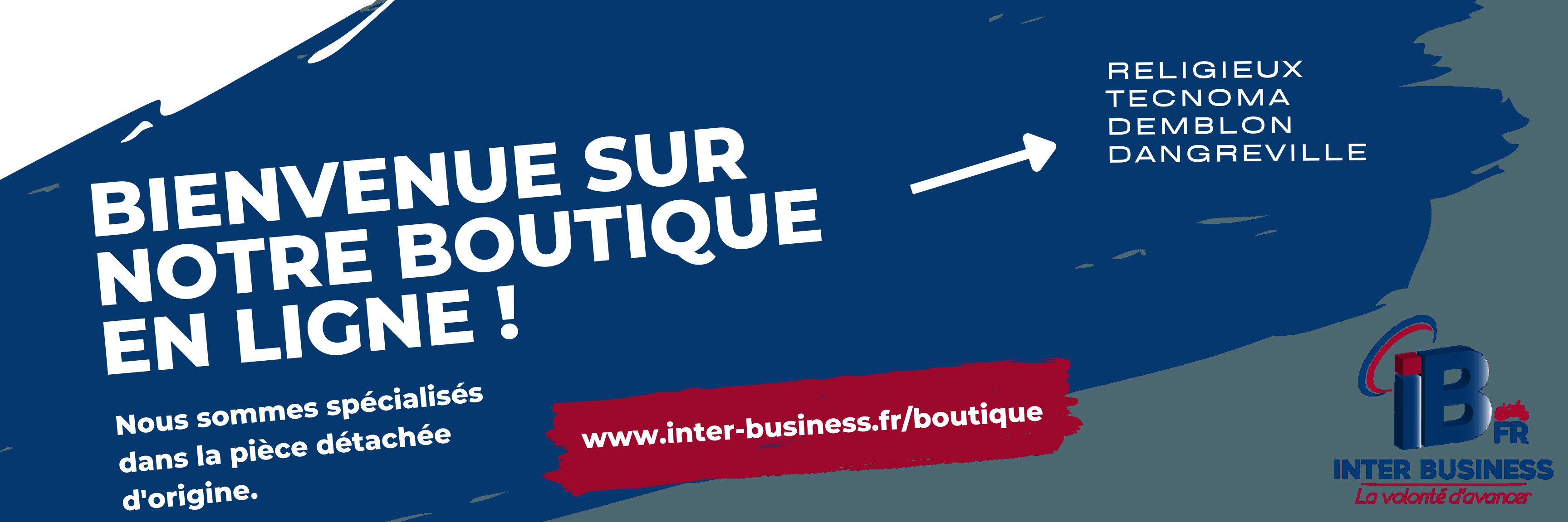 Banner boutique inter-business